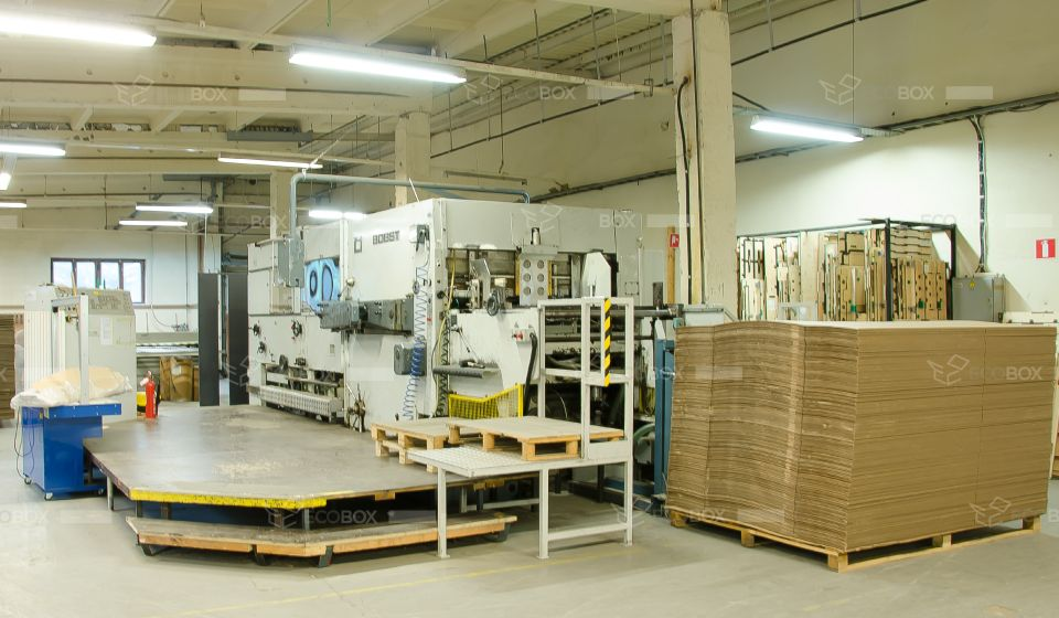 Used Bobst Die Cutter